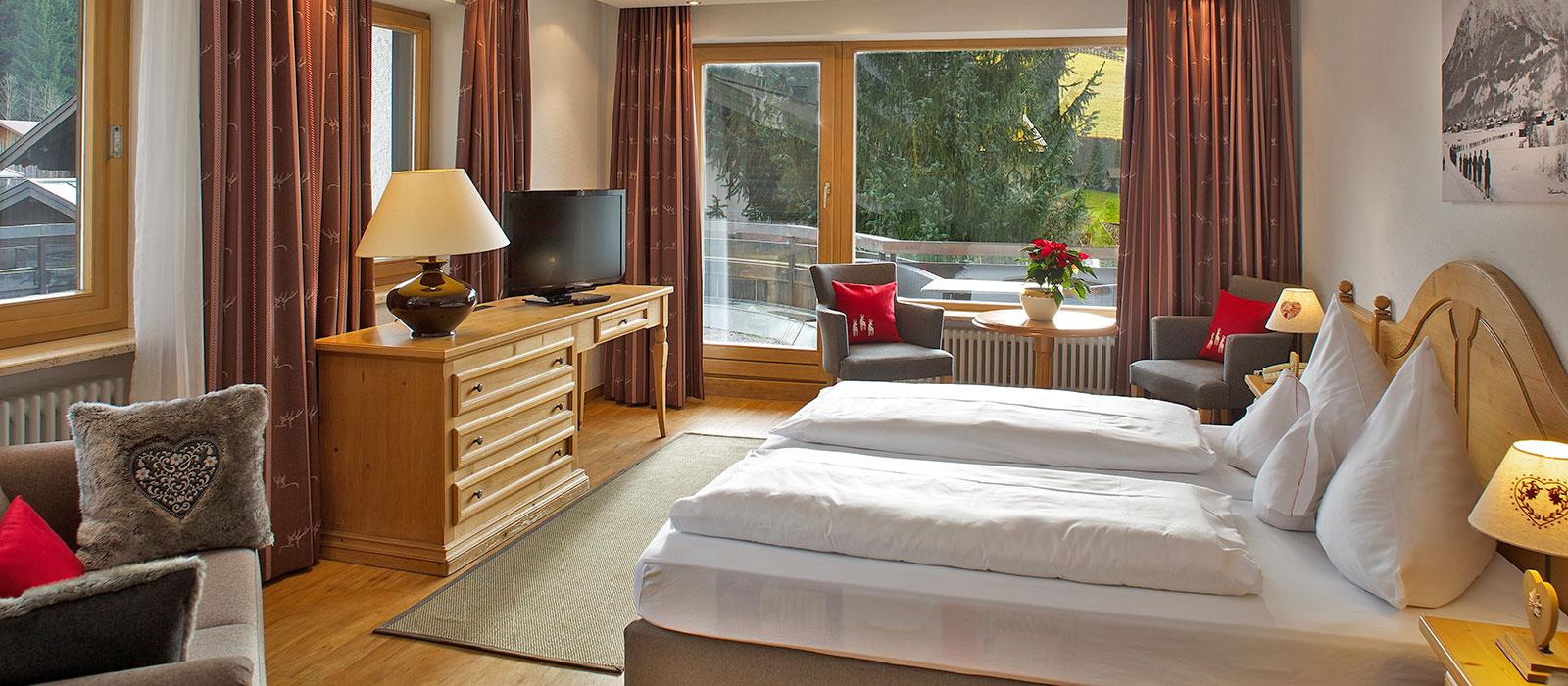 Sporthotel Menning - Hotel in Oberstdorf im Allgäu